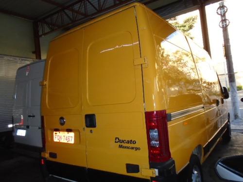 ducato maxicargo 2.3 multijet (12m³) -ano: 2014/2014 ún.dono