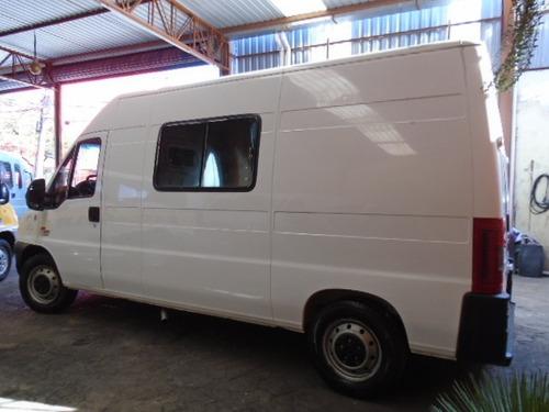 ducato maxicargo 2.8 jtd, furgão12m³- ano: 2007/2008