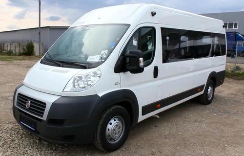 ducato minibus 0km retira con $183.000 usado y cuotas 0% 0km