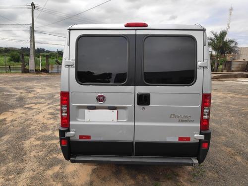 ducato minibus 14/14 completa troca e financia ate 100%