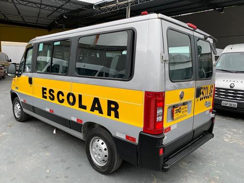 ducato minibus 16 lugares 2015 2.3 multijet economy 5p