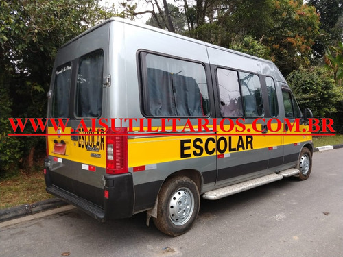 ducato minibus 2009 c/ar super oferta confira!! ref.128