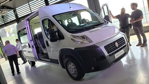 ducato minibus 2020 0km / $199.000 y cuotas e-