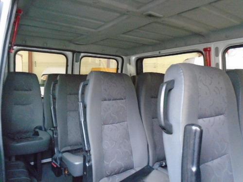 ducato minibus 2.3 - 16 lugares -ano: 2012/2013 ótimo estado