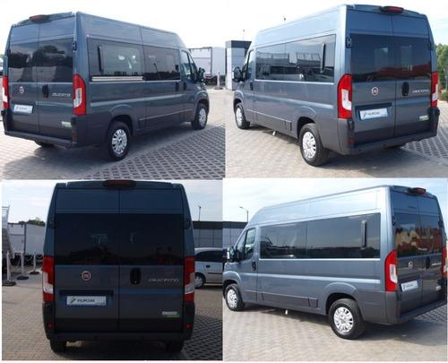 ducato minibus combinato / 11+1 financia $198.000 -ls