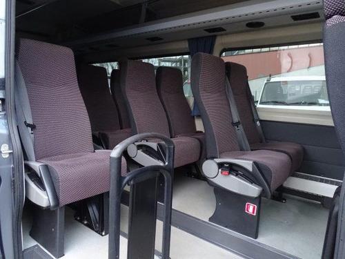 ducato minibus combinato / 15+1 minimo anticipo y cuotas (e)