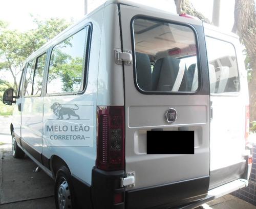 ducato minibus multijet - 14/15 - 15 lugares, bem nova