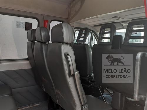 ducato minibus multijet - 15/16 - 16 lugares, teto alto, ar