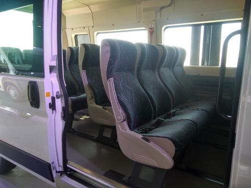 ducato minibuses y furgones 2020 0km / $299.000 y cuotas e-