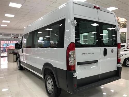 ducato minibuses y furgones 2020 0km / $400.000 y cuotas e-