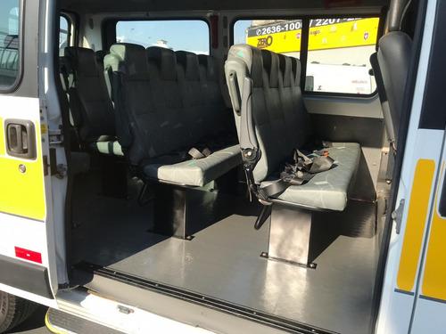 ducato peugeot boxer minibus escolar 2013