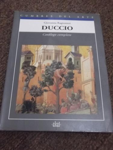 duccio catálogo completo ragioneri ( a color) 1992