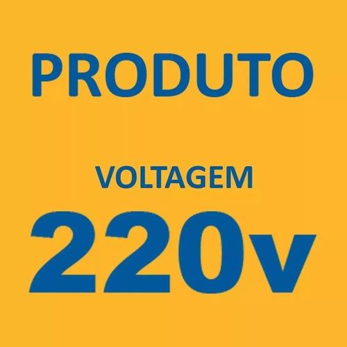 ducha advanced turbo pressurizador 4t 220v 6400w lorenzetti