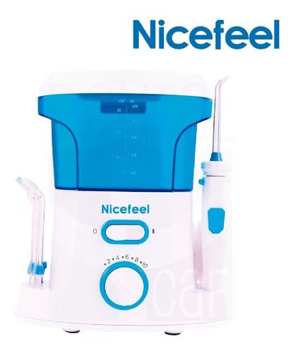 ducha bucal irrigador nicefeel 7 accesorios