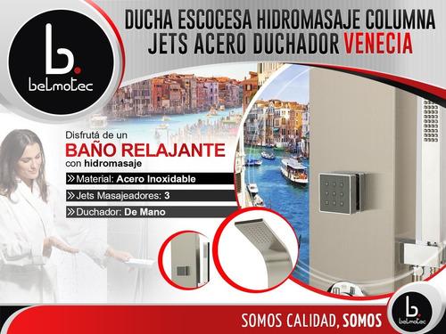 ducha columna duchador