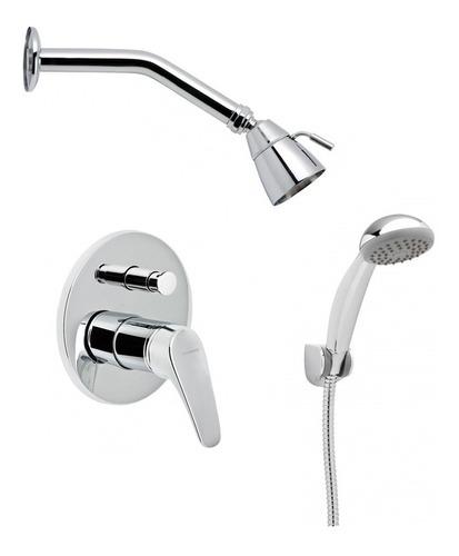 ducha con duchador