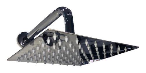 ducha cuadrada acero inoxidable 25x25 cm barral 42 cm ahora1