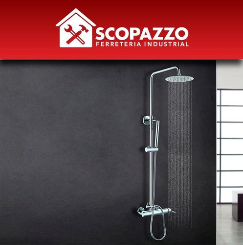 ducha duchador columna