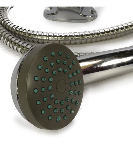 ducha duchador mano flexible peluqueria portatil 1.5mt