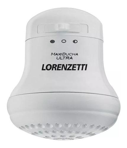ducha electrica 220v 5500w lorenzetti - aj hogar