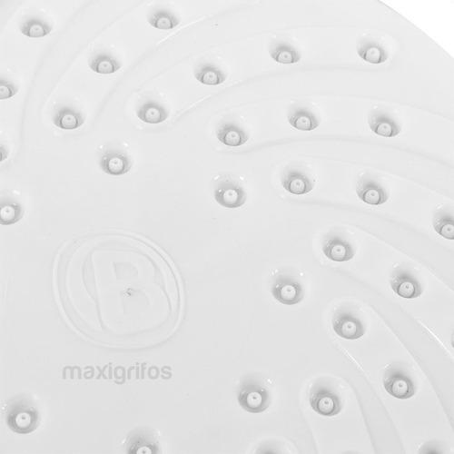 ducha eléctrica boccherini redonda automática 120v