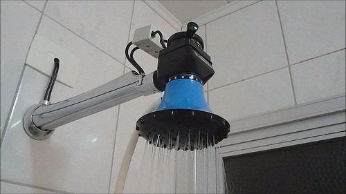 Ducha electrica corona agua fria tibia caliente la for Duchas grival corona