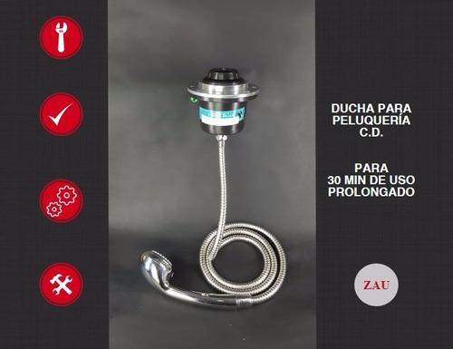 ducha electrica para peluquería uso prolongado