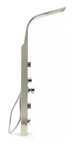 ducha escocesa hidromasaje columna jets acero duchador mano