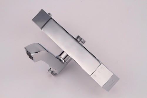 ducha exterior termostatica control de temperatura bronce