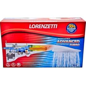 Ducha Lorenzetti Advanced, Incluye Materiales E Instalacion.