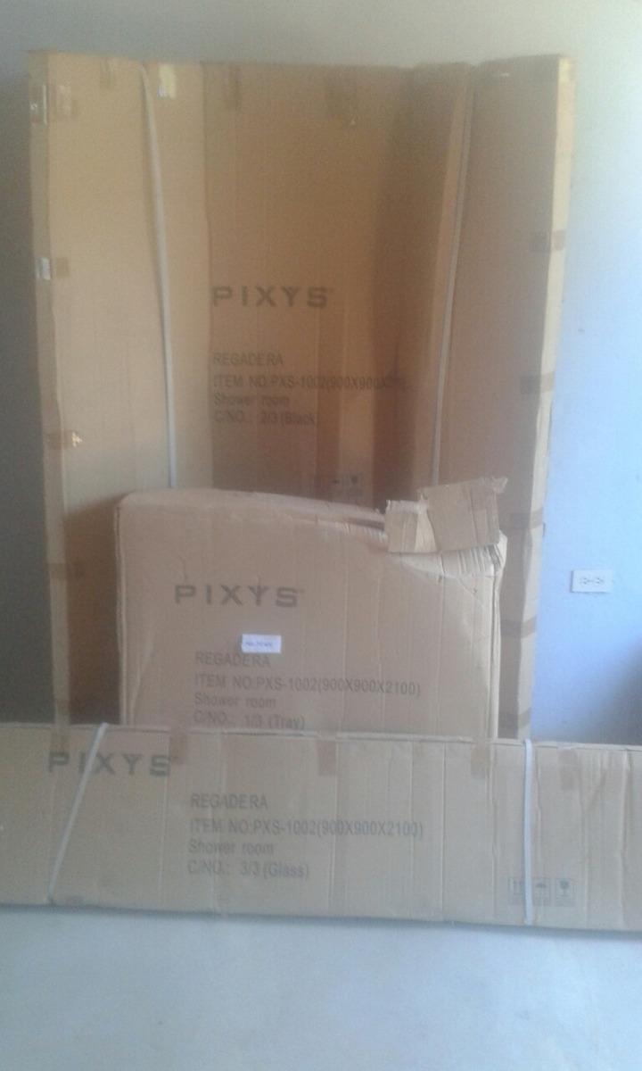 Ducha Masajeadora Pixys Bs 20 000 000 00 En Mercado Libre # Muebles Tiendas Pixys