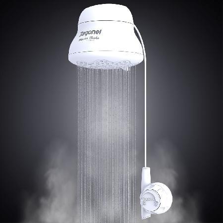 ducha master banho eletronica 5500w 127v temp. ajustável