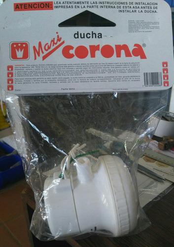ducha maxi corona