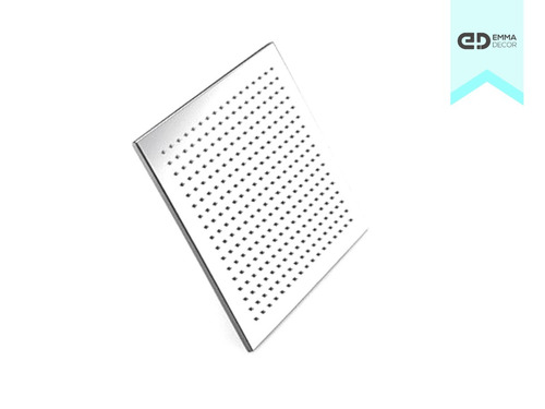 ducha quadrada square 8mm - 20cm x 20cm