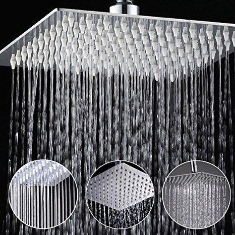 ducha regadera acero inoxidable muy buena calidad 8 pulgadas