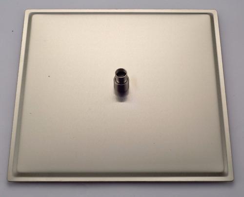 ducha regadera cuadrada baño 30 cm 12 pulg ultrafina lujo