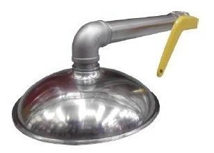 ducha torrencial de emergencia seguridad industrial quimicos