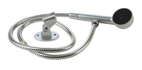 duchador de mano ducha cromado daccord soporte anticalcareo