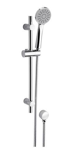 duchador de mano fv polca con barral baño cromo 0128.17