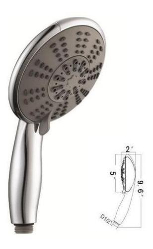 duchas de mano,ana bath ss5450ccp 5 de 5 pulgadas funció..