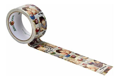 duck brand 281972 una dirección impresa de la cinta aislant