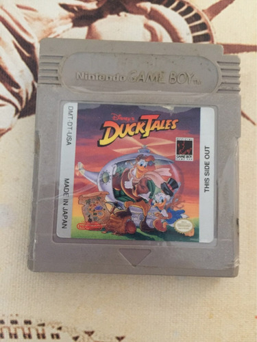 ducktales - gameboy color