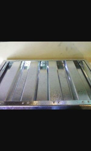 ducterias,  filtros y extraccion industrial