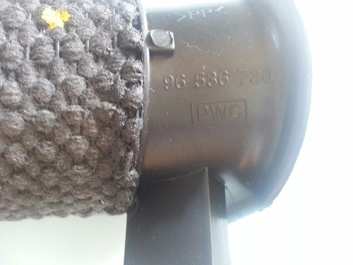 ducto resonador inferior filtro de aire chevrolet aveo gm