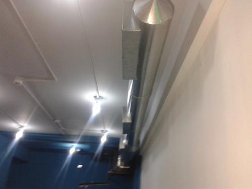ductos, chimeneas aislamiento termico y acust, a/c, canales