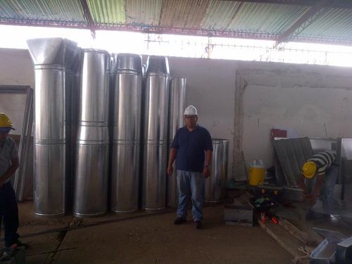 ductos, ducteria aire acondicionado, ductos flexibles