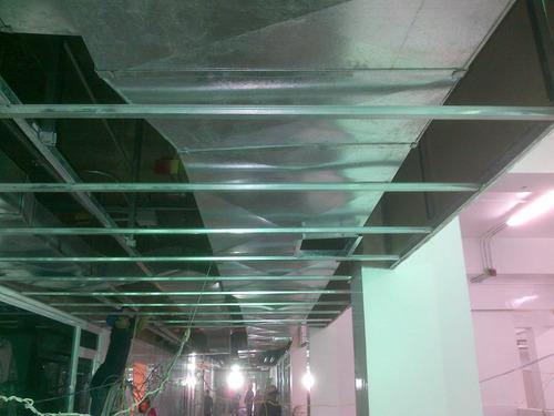 ductos en pitre y galvanizado, proyectos e instalaciones