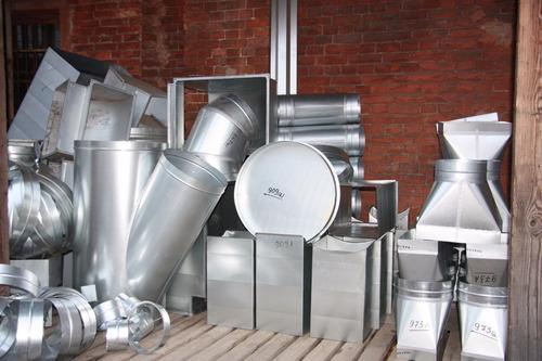 ductos, extracción de aire ,ventilacion