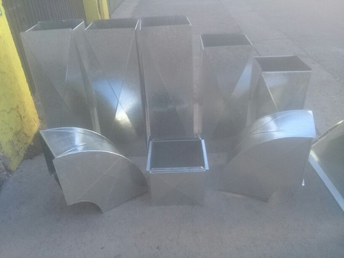 ductos para aire acondicionado extracion y ventilacion
