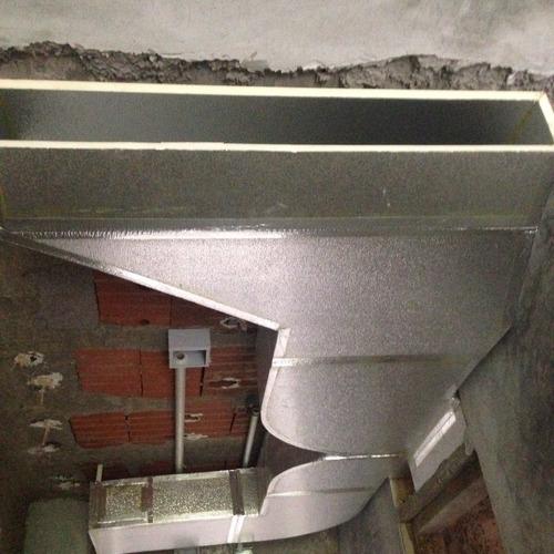 ductos pitre, p3,  ducto para aire, galvanizado
